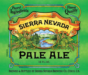 Sierra Nevada Pale Ale Logo