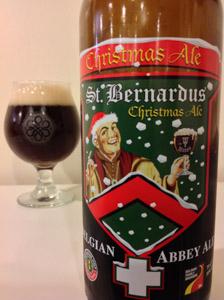 St. Bernardus Christmas Ale Logo