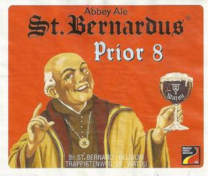 St. Bernardus Prior 8 Logo
