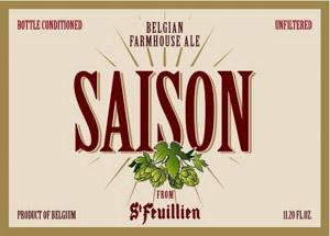 St. Feuillien Saison Logo