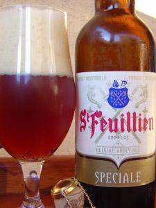 St. Feuillien Speciale Logo