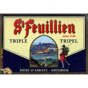 St. Feuillien Triple Logo