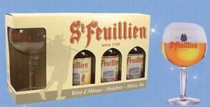 St. Feuillien Gift Pack Logo