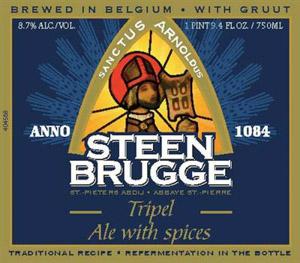 Steenbruge Tripel Logo