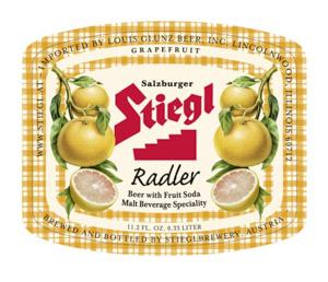 Stiegel Radler (Grapefruit) Logo