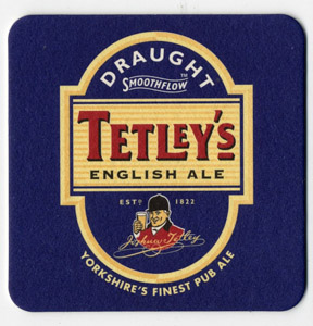 Tetley's English Ale Logo
