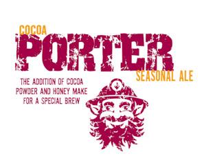 TommyKnocker Cocoa Porter Seasonal Ale Logo
