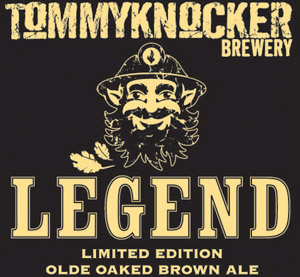 Tommyknocker Legend Logo