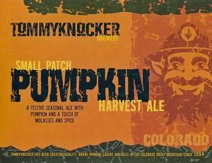 Tommyknocker Pumpkin Logo
