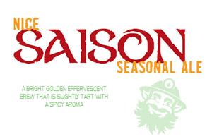 Tommyknocker Nice Saison Seasonal Ale Logo