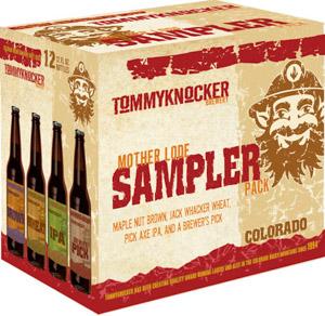 Tommyknocker Sampler Logo