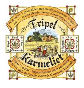 Tripel Karmeliet Logo