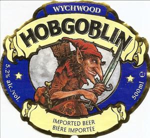 Wychwood Hobgoblin Logo