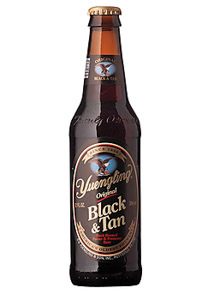 Yuengling Black and Tan Logo