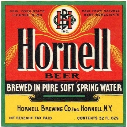Hornell Brewing Co Inc Logo
