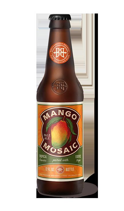 Mango Mosaic 12oz btl