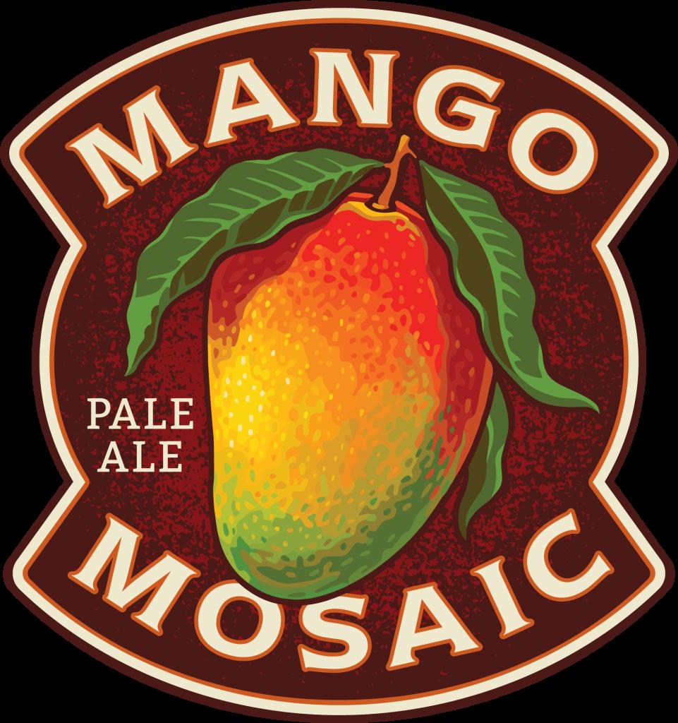 Mango Mosaic Logo