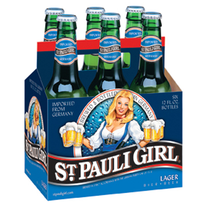 St. Pauli Girl Logo