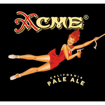 North Coast Acme California Pale Ale Logo