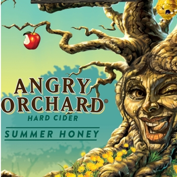 Angry Orchard Summer Honey Logo