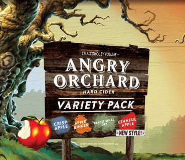 Angry Orchard Variety Pack Logo