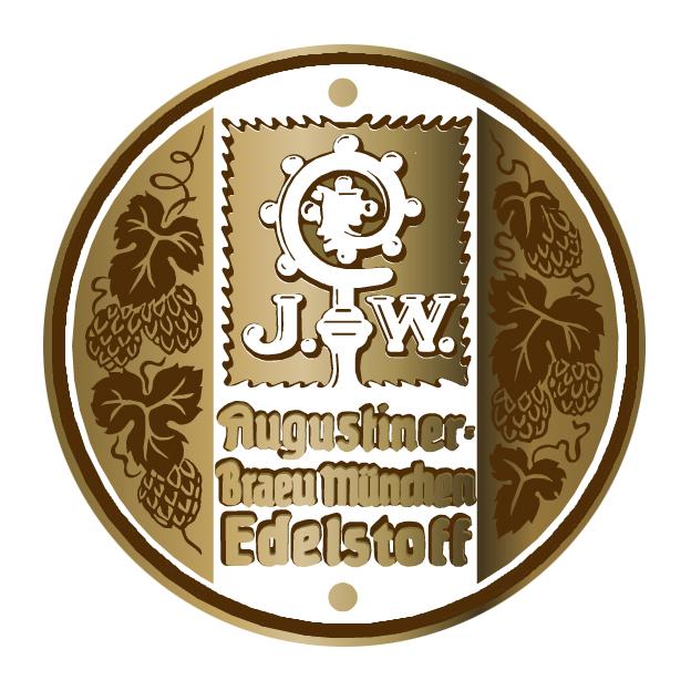 Augustiner-Bräu Edelstoff Logo