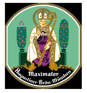 Augustiner-Bräu Maximator Logo