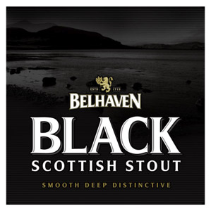 Belhaven Black Scottish Stout Logo