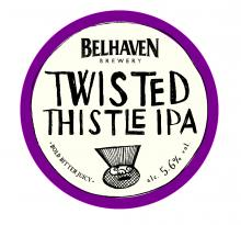 Belhaven Twisted Thistle IPA Logo