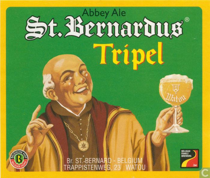 St. Bernardus Tripel Logo