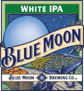 Blue Moon White IPA Logo