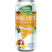 Bud Light Mang-O-Rita Logo
