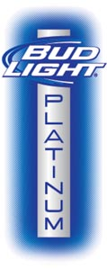 Bud Light Platinum Logo