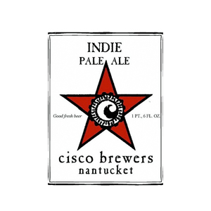 Cisco Indie Pale Ale Logo