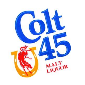 Colt 45 Malt Logo