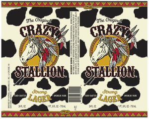 Crazy Stallion Logo