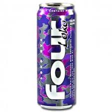 Four Loko Grape Logo