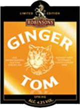 Ginger Tom Logo