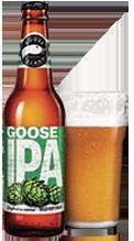 Goose IPA Logo
