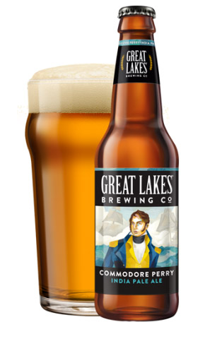 Great Lakes Commodore Perry Logo