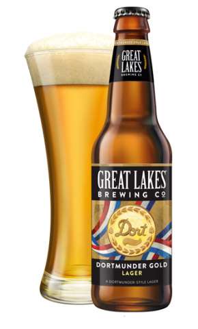 Great Lakes Dortmunder Gold Logo
