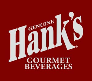 Hank's Beverage Company Logo