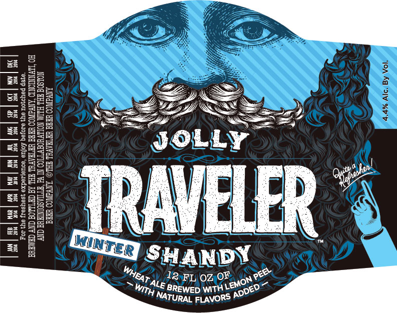Jolly Traveler Logo