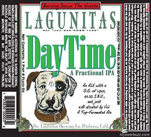 Lagunitas Day Time Logo