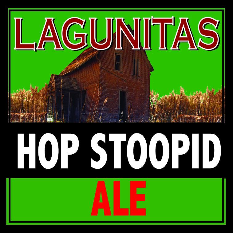 Lagunitas Hop Stoopid Logo