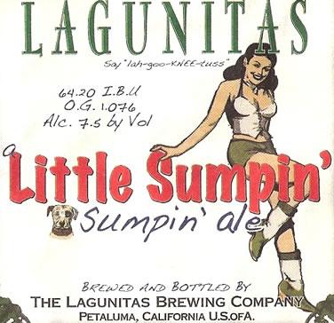 Lagunitas Little Sumpin' Sumpin' Logo