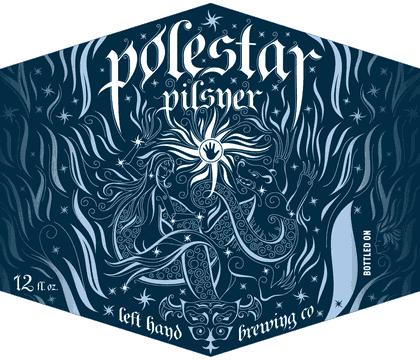 Left Hand Polestar Pilsner Logo