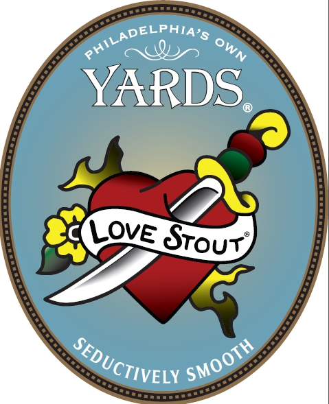 Yards Love Stout Logo