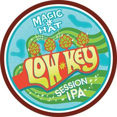 Magic Hat Low Key Logo