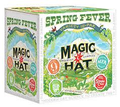 Magic Hat Electric Peel Logo